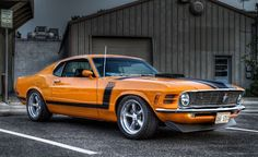 Ford Mustang Boss 347 /1970 -  Muscle Cars of America - Google+
