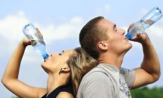 Water for health care .beauty benefits Water for disease free body. Water for digestive system. Water for lower blood pressure. Water for cancer. Drinking Hot Water, Benefits Of Drinking Water, Not Drinking Enough Water, Water Benefits, Reduce Arm Fat, Water For Health, Reverse Hair Loss, La Constipation, Water Fasting
