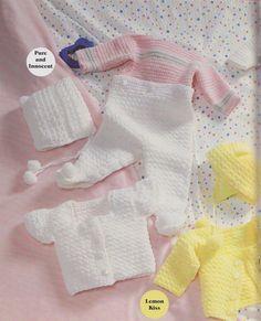 Baby Warmups Crochet Patterns Head to Toe