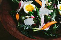 Unique Spinach Salad Recipes