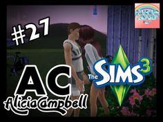 The Sims 3: Alicia Campbell #27 - Dia romântico