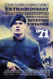 '71 Lefilm '71est disponible en français surNetflix Canada.      Ce film n'est pas dis...