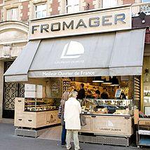 TO: PARIS. & Laurent Dubois Emporium Of Cheese..
