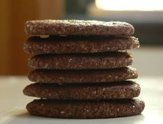 Yummy chocolate freezer cookies Fig Jam And Lime Cordial, Freezer Cookies, Potato Flour, Freezer Meals, Chocolates, Breads, Food Ideas, Frozen, Potatoes