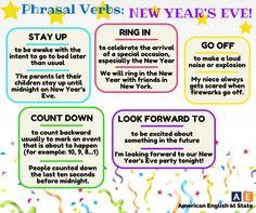 Resultado de imagen de american english at state phrasal verbs