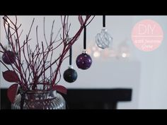 DIY: Christmas baubl