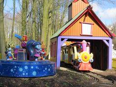 Holandia Walibi World - coś dla maluchów