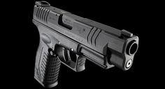 Springfield Armory XDM .45acp -I love the way this gun shoots