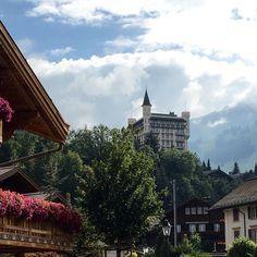 Gstaad Palace, Switzerland (photo by sinasserendipity)