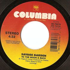 Savage Garden - To The Moon & Back (Vinyl) at Discogs