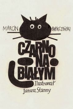 Graphic design by Janusz Stanny (1932-2014).