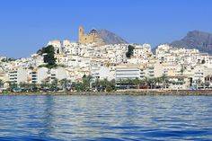 Altea en Alicante Spain