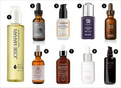 It seems counterintuitive to put oil on your face- but trust us. Face oils are a total skin saver!