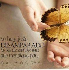 Salmo 37, 25                                                                                                                                                                                 Más