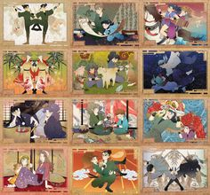 Ninja, Anime, Cards, Painting, Painting Art, Anime Shows, Maps, Paintings, Painted Canvas