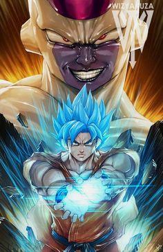 Frieza VS Goku