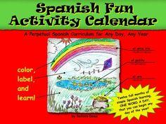 Spanish Fun Activity Calendar by Senora Gose http://www.amazon.com/dp/0980177235/ref=cm_sw_r_pi_dp_2qbfvb1R2W4WH