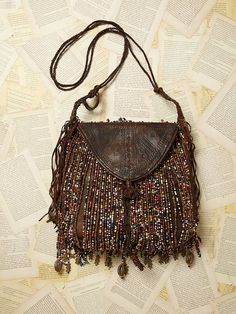☮ American Hippie Bohéme Boho Style Bag ☮