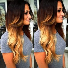 ♥♥ not an ombre fan at all but this is gorgeous!!!!!!