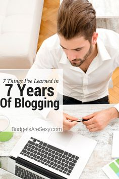 I've learned a lot #blogging over the years, in both life and in money, so today I thought I'd share some of these items with you http://www.budgetsaresexy.com/2015/02/money-life-lessons-blogging/