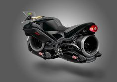 Triumph hover bike