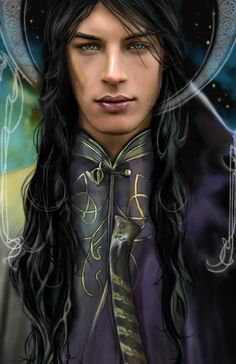 Fantasy elf, See more Beautiful #fantasy digital #art at www. Description from pinterest.com. I searched for this on bing.com/images