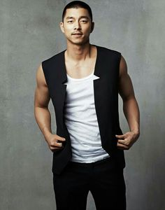 Gong Yoo! Loved him in Coffee Prince but fell for him again in Train to Busan.