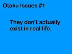 Otaku Issues #1