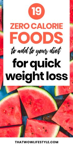 Zero Calorie Foods, Low Calorie Recipes, 0 Calorie Snacks, Get Healthy, Healthy Snacks, Healthy Eating, Ww Recipes, Skinny Recipes, Weight Watchers Snacks