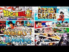 Adrian Barba - Dragon Ball Super ED 7 cover latino ~TV Size~ [Ángeles y ...