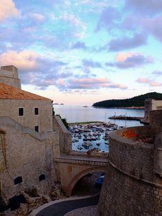 Sunset // Dubrovnik, Croatia
