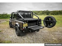 Used 2015 Land Rover Defender TD XS DCB for sale in Staffordshire | Pistonheads