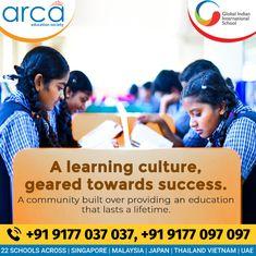 Holistic Education, Science Week, Leadership Qualities, Republic Day, School Building, Community Building, Graduation Day, International School, Positive Attitude