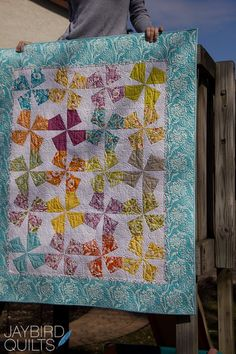 Carnival pattern by Jaybird Quilts