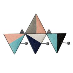 Equilateral Wall Hook | The Land of Nod
