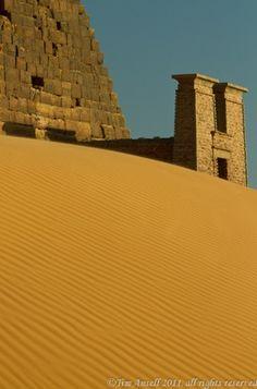 meroe pyramids Egypt (acual sudan)