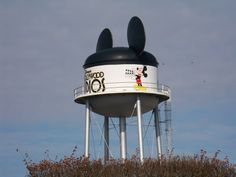 Every time I took the Studio Backlot Tour, they made sure to emphasize that Disney had its own water tower. I never understood the significance. I just thought it was cool because it had Mickey ears!
