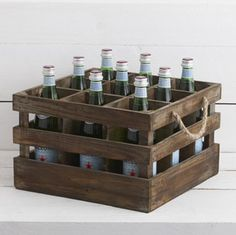 Old Wine Crate
