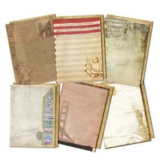 7Gypsies - Journal Pages - American Vintage