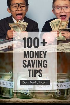 Looking for the best money saving tips? Read this post to find out how to save money on food, utilities, clothing & more. #DontPayFull