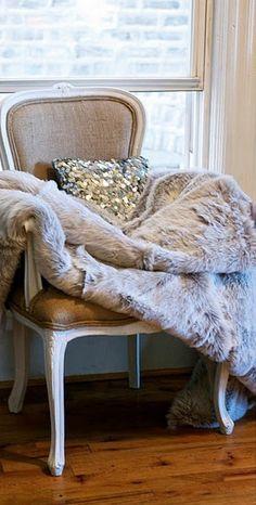 DECORE-SE: Paetê na decoração - almofadas