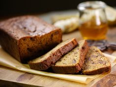 Did you know Silk® has a ton of Smoothie Solutions, like thisEspresso Chip Banana Bread?