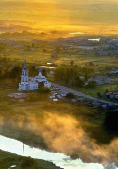 Suzdal Town known as a big tourist centre, because there are many monuments of the old Russian architecture there. First mentioned in ancient chronicles in 999. #Russia