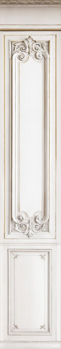 French Trompe l'oeil wallpaper by Christophe Koziel