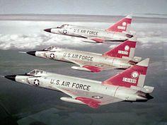 F-102 Delta Dagger  Century Series fighter