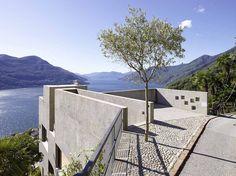 Galería - Casa en Brissago / Wespi de Meuron Romeo architects - 81