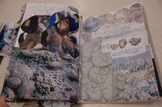 Nicole Heslop DHSFG Textiles Textiles Sketchbook, Gcse Art Sketchbook, Fashion Sketchbook, Sketchbook Ideas, Carolyn Saxby, Beach Themed Art, A Level Textiles, Fashion Design Portfolio, Fashion Courses