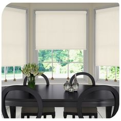 Palette XL Cream Roller Blind