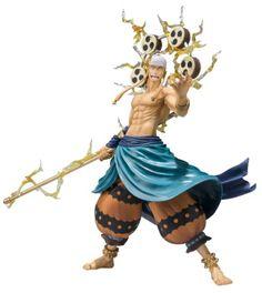 "Bandai Tamashii Nations ""One Piece"" Figuarts Zero Enel Action Figure Bandai,http://www.amazon.com/dp/B00DONF9PQ/ref=cm_sw_r_pi_dp_leMTsb1XS6EMM9FZ"