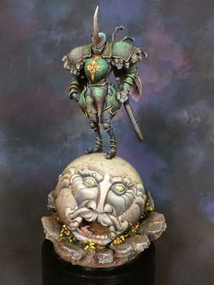bestienmeister.blogspot.com: Dung Beetle Knight - Kingdom Death